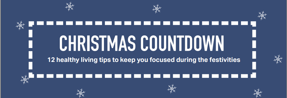Christmas food tips infographic part 1