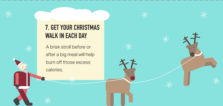 Christmas food tips infographic part 5