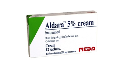 imiquimod cream for hpv warts