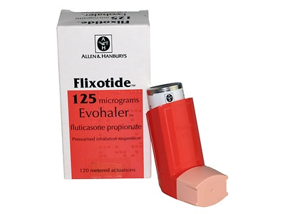 corticosteroid inhalers side effects