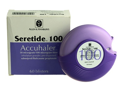 Seretide Inhaler Gallery